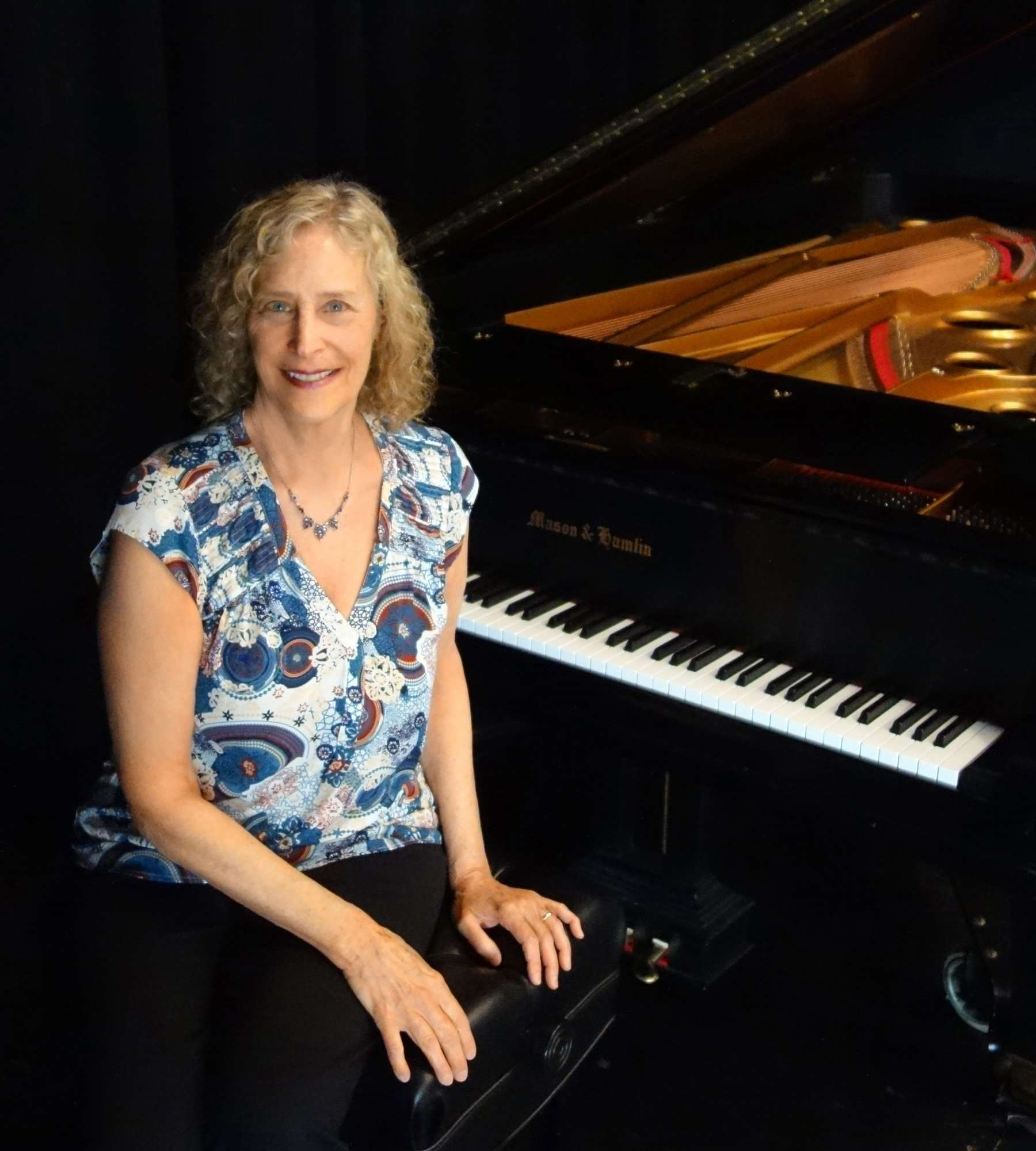 Mary Greenberg :: Piano Teacher :: Princeton New Jersey